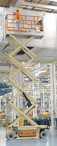 JLG 2630ES Scissor Lift
