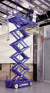 Upright X32 Scissor Lift