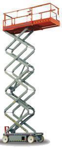 SkyJack SJ111 3219 Scissor Lift