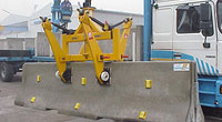 PROBST Handling Site Lifting Equipment