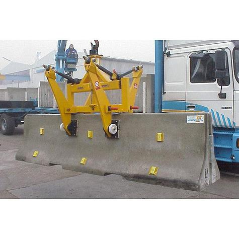 Probst BSZ-KH 6.0	Concrete Highway Divider Clamp