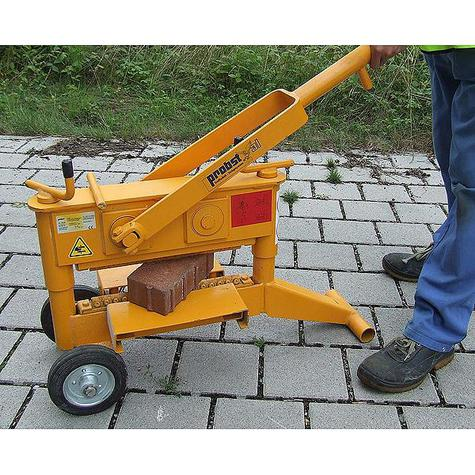 Probst AL65/U-V Block Paving Cutter
