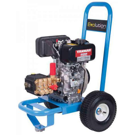 Pressure Washer Evolution Series 1 - 125bar 12Lpm Diesel