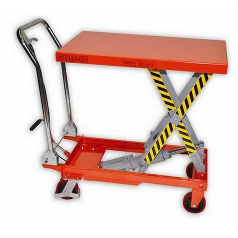 Lift Table Single Long ECO Warrior WR50L 500kg