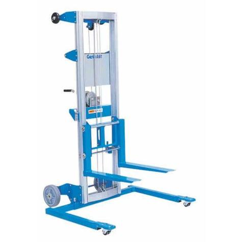 Material Lift Genie GL-4 Straddle Base 1.80m Lift