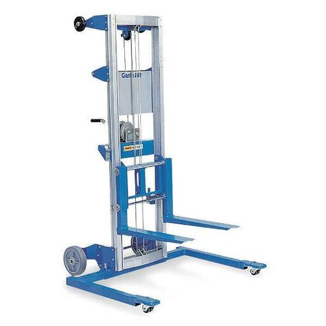 Material Lift Genie GL-10 Straddle Base 3.56m Lift