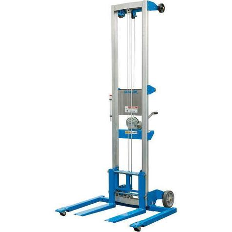 Material Lift Genie GL-12 Straddle Base 4.20m Lift