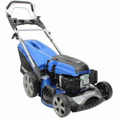Lawn Mower Hyundai HYM460SPE Elect. Start Self-Propelled 4-in-1 460mm