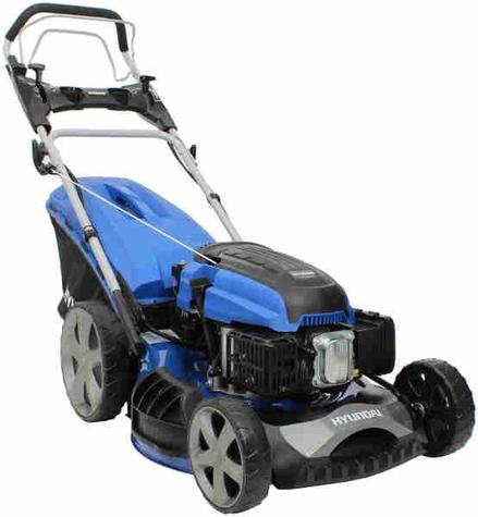 Lawn Mower Hyundai HYM510SPE Self Propelled Electric Button Start Petrol 510mm