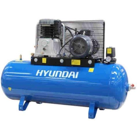 Air Compressor Hyundai HY55200-3 4kW / 5.5hp Belt Drive