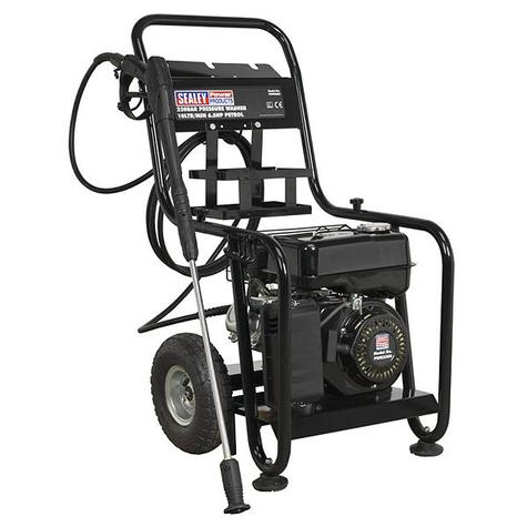 Pressure Washer Sealey PWM2500 220bar 10ltr/min 6.5hp Petrol