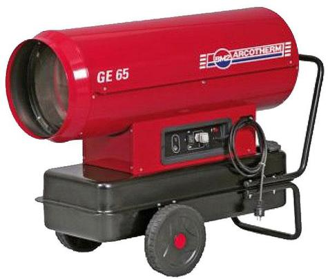 Space Heater Arcotherm GE65 Direct Oil-Fired 235KBTU/Hour