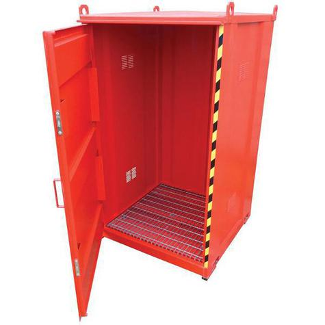 Flammable Material Storage Unit Armorgard FS1.2 FlamStor 1200 x 1200 x 2100