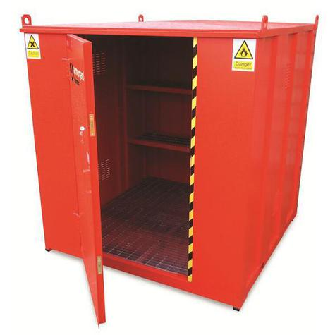Flammable Material Storage Unit Armorgard FS3.0 FlamStor 2000 x 3000 x 2100