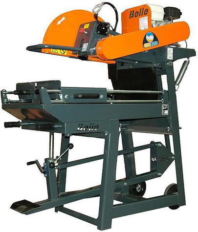 Belle MS500 Masonry Bench Saw - 240 volt