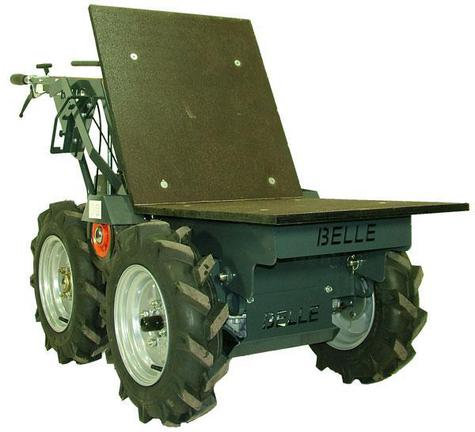 Belle MiniDumper Flatbed Option