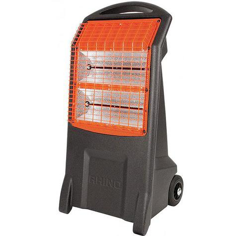 Infrared Heater Rhino H029400 TQ3 2.2kW Thermo Quartz 230V