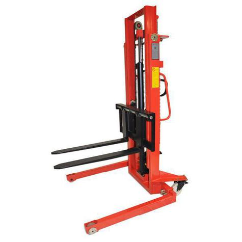 Warrior WRMSS1025 Manual Straddle Stacker - height 2500mm