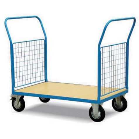 Warrior WRZ50M Mesh Trolley with 2 sides 1000mm x 700mm