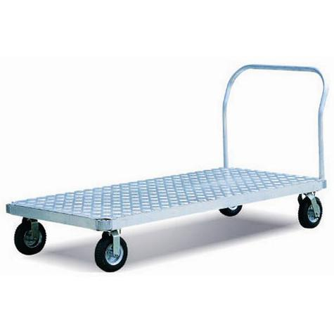 Warrior WRZ2448A 550kg Trolley 1220mm x 610mm Pneumatic