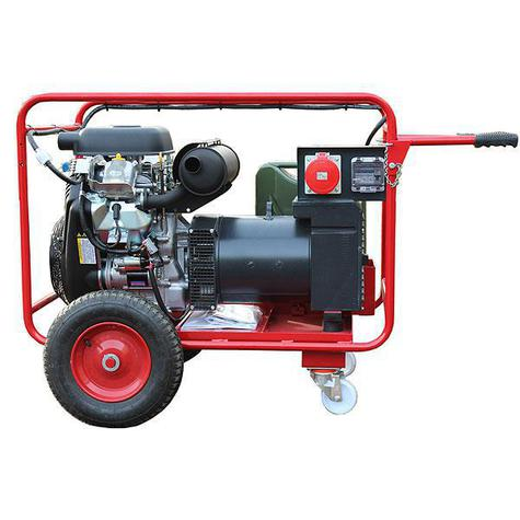 Generator Harrington 20kva 3 Phase Petrol Electric Start