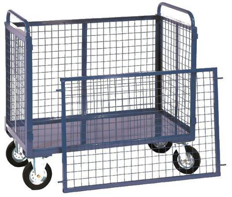 Lift off side Mesh Box Truck 915mm x 610mm BMC102