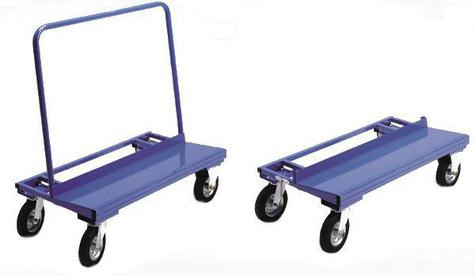 Large Panel Trolley Removable Support DBT302