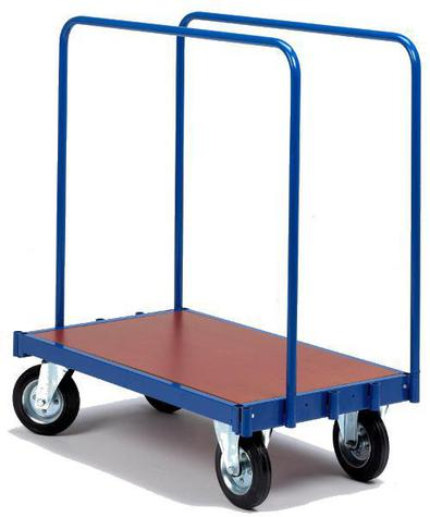 Panel Trolley with Removable Divisions 1200mm x 750mm PLC420