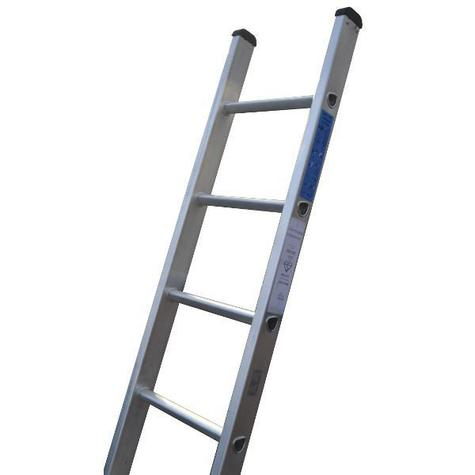 Single Section Ladder Lyte NGS140 4m EN131-2 Professional