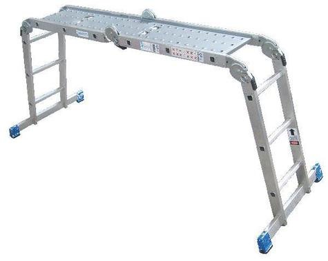 Lyte NMPL4X3 Multi Purpose Aluminium 4 x 3 Ladder
