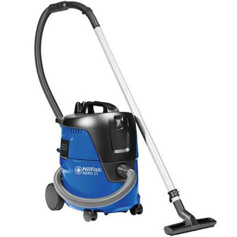 Wet & Dry Vacuum Cleaner Nilfisk Aero 21-01 PC Industrial 230V