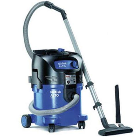 Wet & Dry Vacuum Cleaner Nilfisk Attix 30-01PC Industrial 110V