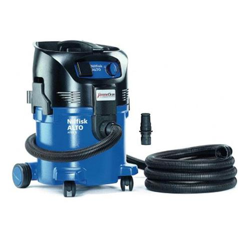 Vacuum Cleaner Nilfisk Attix 30-0H PC Health & Safety 110V
