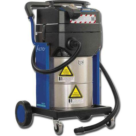 Vacuum Cleaner Nilfisk Attix 791-2M/B1 Health & Safety 230V