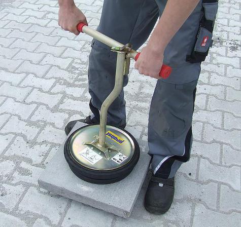 Probst VH1/25 Vacuum Slab Lifter