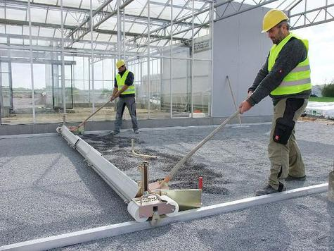 Probst TAS-uni 450 & 600 Screeding Systems