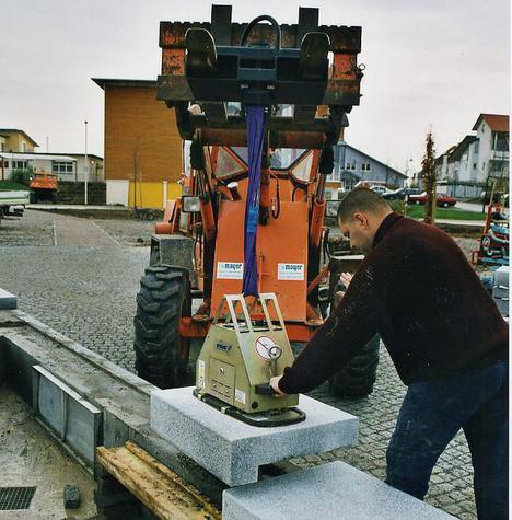 Probst Sm 600 Vacuum Stone Magnet Express Tools Ltd