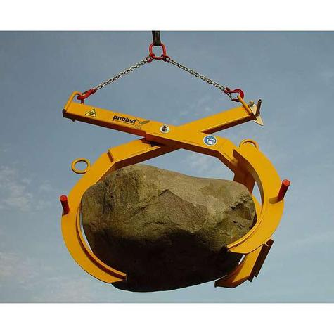 Probst Mechanical Boulder Grab FVZ-uni