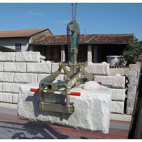 Prefabricated Concrete Grabber Probst FTZ-GBA