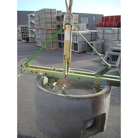 Probst Manhole and Cone Installation Clamp SVZ-UNI