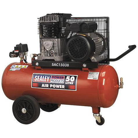 Compressor Sealey SAC1503B 50ltr Belt Drive