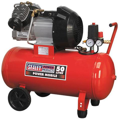 Compressor Sealey SAC05030 50ltr Direct Drive