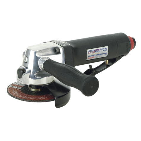 Air Angle Grinder Sealey SA152 100mm Composite Housing