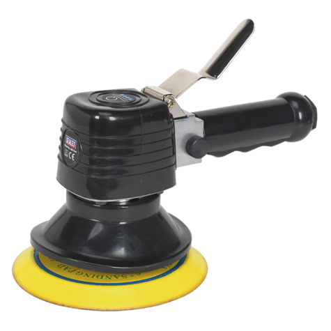 Air Random Orbital Sander Sealey SA7/S 150mm