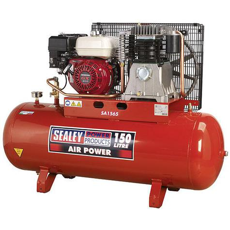 Compressor Sealey SA1565 150ltr Belt Drive Petrol