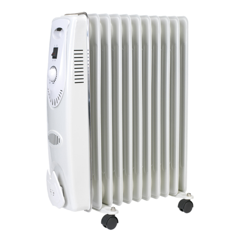 Oil Filled Radiator Sealey RD2500 2500W