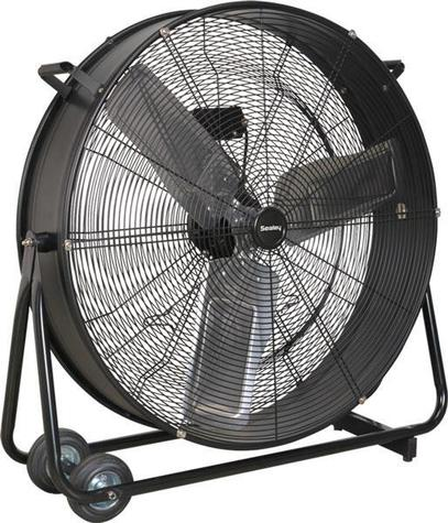 Drum Fan Sealey HVD30 High Velocity 30""