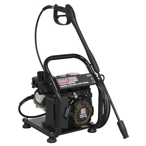 Pressure Washer Sealey PWM1300 130bar 7ltr/min 2.4hp Petrol