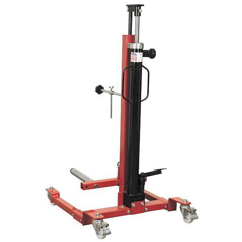 Wheel Removal-Lifter Trolley  Sealey WD80 80kg Quick Lift