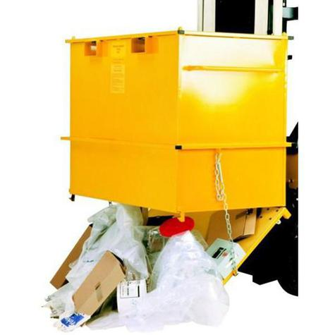Bottom Emptying Handy Bin Amington AHB15 1.5cu.m